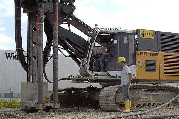 بهسازی خاک - شرکت ایستاسازه