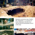 استفاده از روش حفاری مضاعف در پروژه مرکز تجارت بین المللی IFC هنگ کنگ