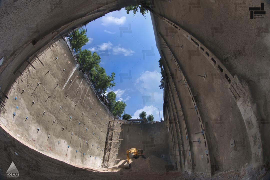 انکراژ یا مهارگذاری خاک چیست؟ (Soil Anchorage)