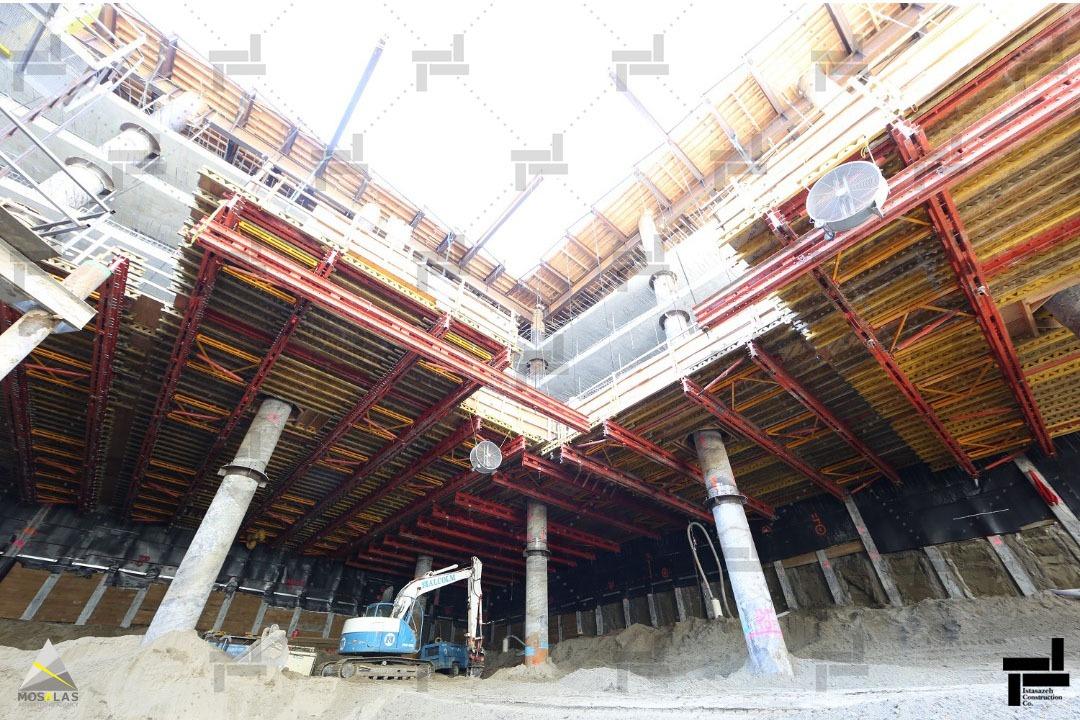 ساخت از بالا به پایین یا تاپ دان چیست؟ (Top-Down Construction)