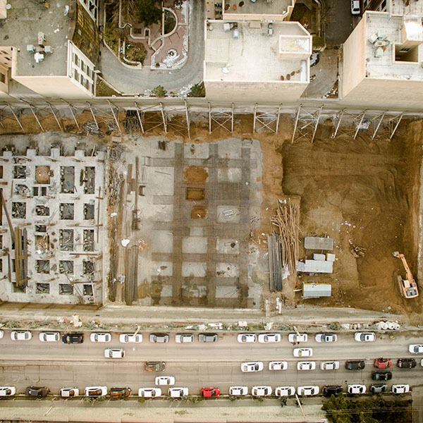 پروژه جنت آباد- ایستا سازه