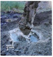 اختلاط سطحی خاک