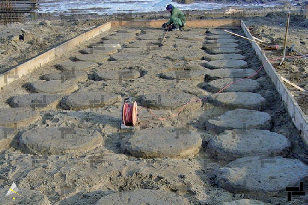 اختلاط عمیق خاک یا DSM چیست؟ (Deep Soil Mixing)