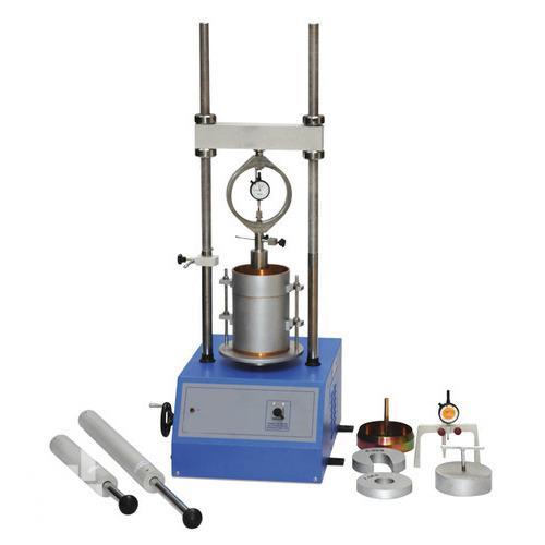 تجهیزات آزمایش باربری کالیفرنیا (California Bearing Ratio, CBR)