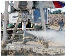 فشار خروجی دستگاه در روش خشک