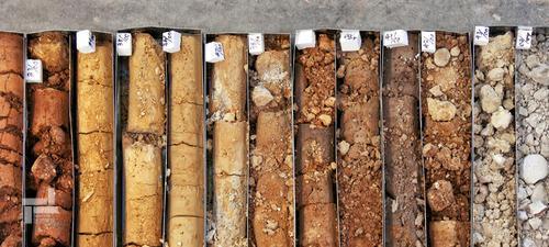 مطالعات خصوصیات ژئوتکنیکی خاک باقی مانده
