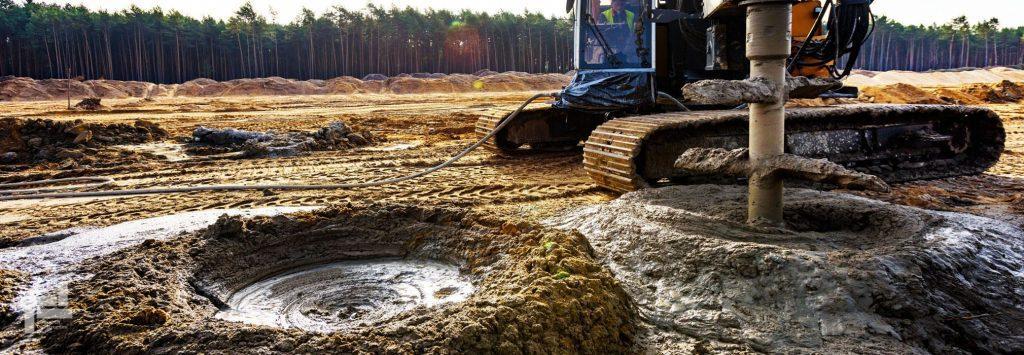 Deep Soil Mixing