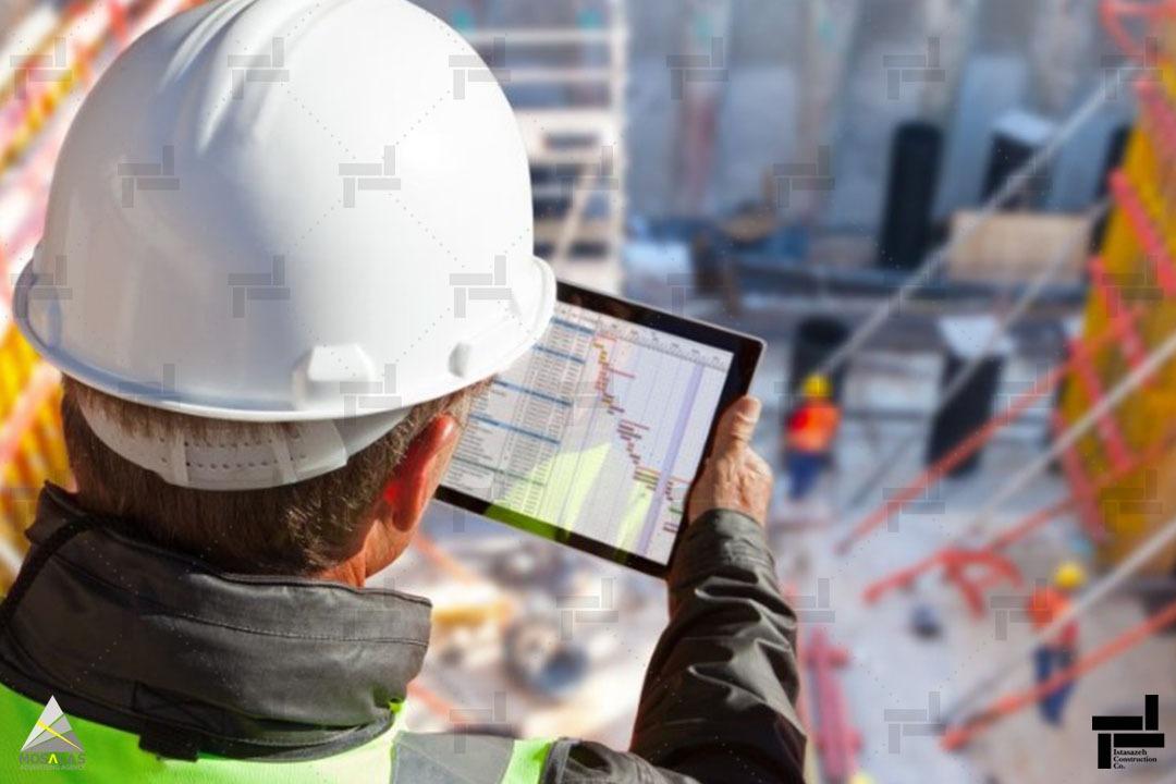 آموزش گام به گام نقشه خوانی انواع روش های پایدارسازی و گودبرداری - شرکت ایستاسازه