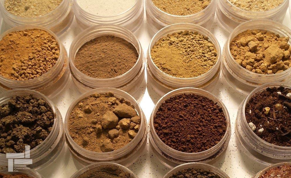 درگودبرداری نوع خاک بسیار مورد توجه است