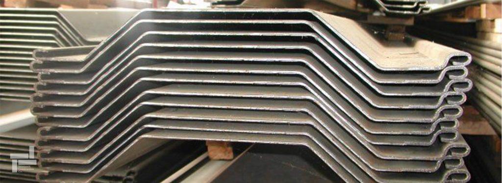 سپرهای فولادی ماهیتابه ای شکل(سپرکوبی)جهت پایدارسازی دیواره