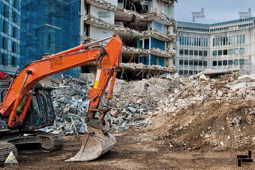 مهندسی تخریب ساختمان (Destruction Engineering)