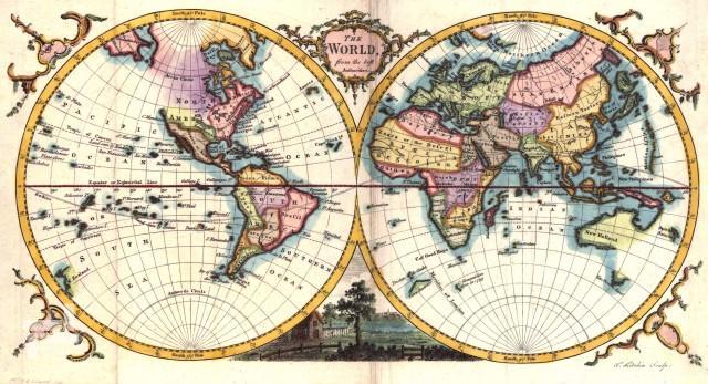 نقشه نگاری یا کارتوگرافی - نقشه برداری - شرکت ایستاسازه