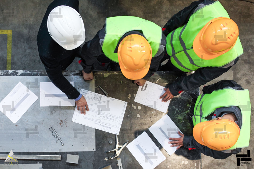 مشاور ساختمانی (Construction consulting) - شرکت ایستا سازه