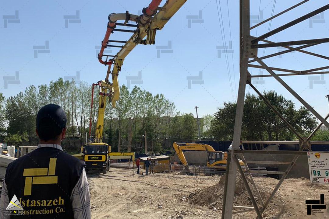 نظارت بر اجرای پروژه های عمرانی (Construction Supervision)