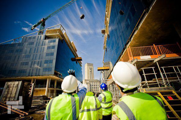 نظارت بر پروژه های ساختمانی