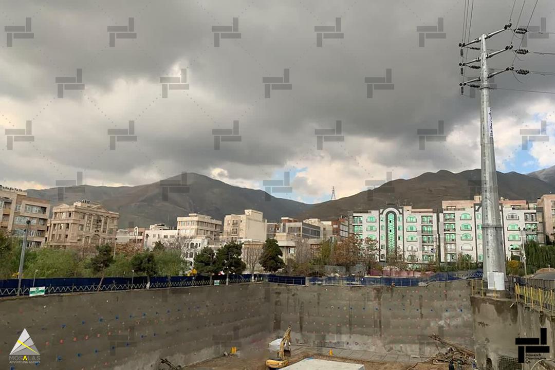 گودبرداری (Excavation) - شرکت عمرانی مهندسی ایستا سازه