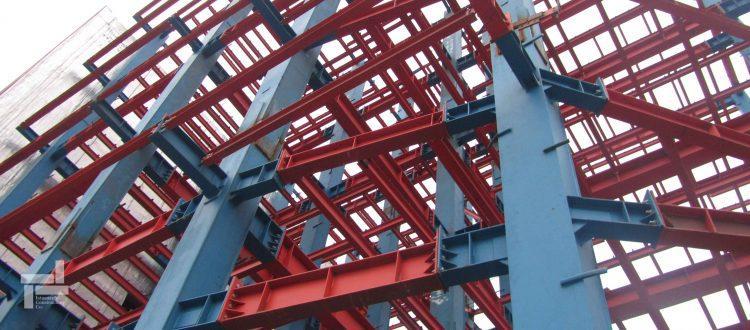 سازه فلزی - سازه فلزی و سازه بتنی - سازه ساختمان - شرکت عمرانی مهندسی ایستا سازه