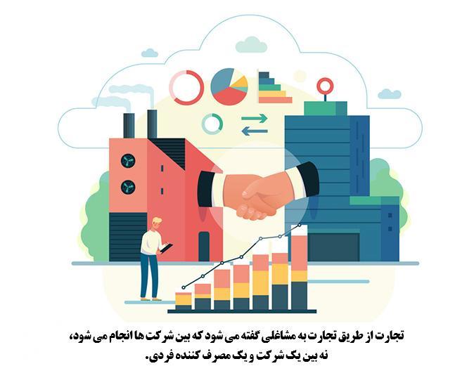 مدل کسب و کار (B2B) یا (Business-to-Business) - مدل کسب و کار بی تو بی - شرکت ایستاسازه
