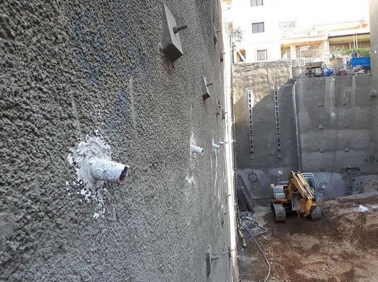 زهکشی ساختمان - شرکت ایستاسازه