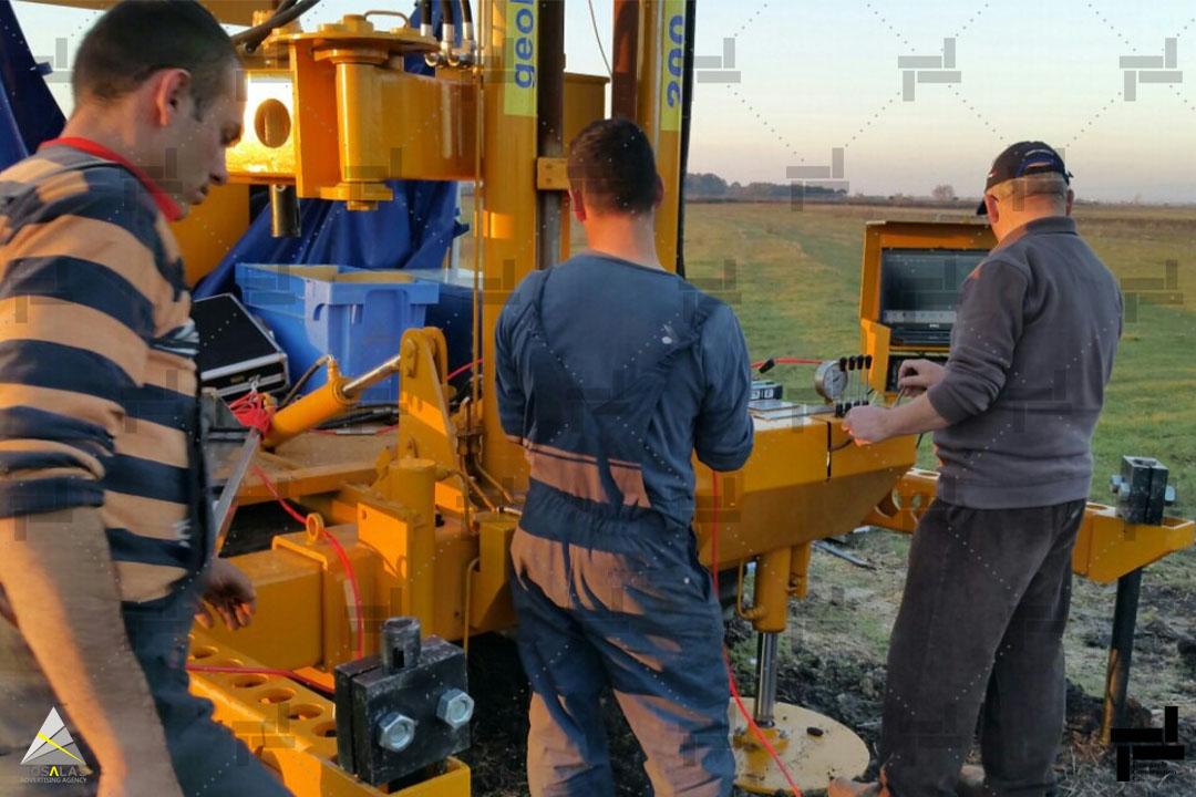 مطالعات صحرایی و آزمایش های برجا (field studies & On-site tests) - شرکت عمرانی مهندسی ایستا سازه