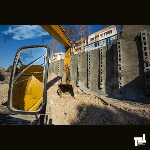 پروژه کرج - ایستاسازه 3