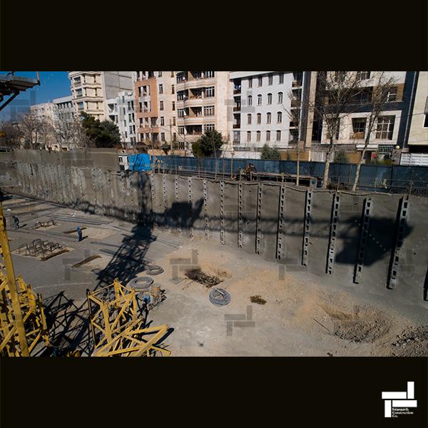 پروژه کرج - ایستا سازه 5