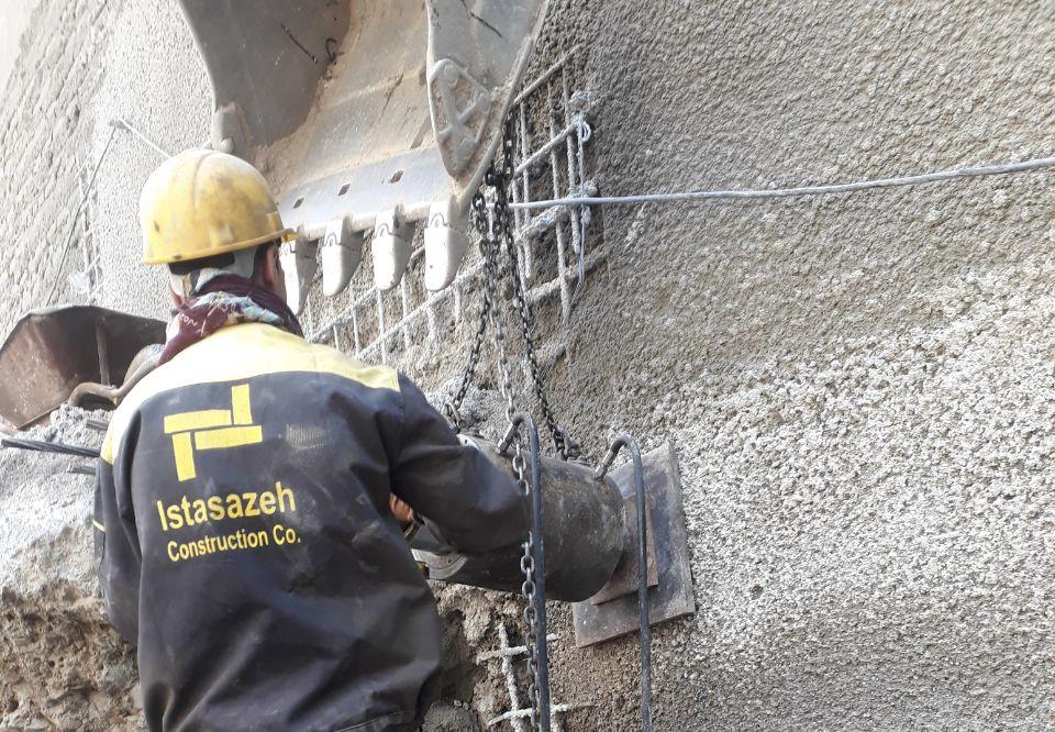 پروژه مسکونی جمشیدیه - دوازدهم - شرکت عمرانی مهندسی ایستا سازه