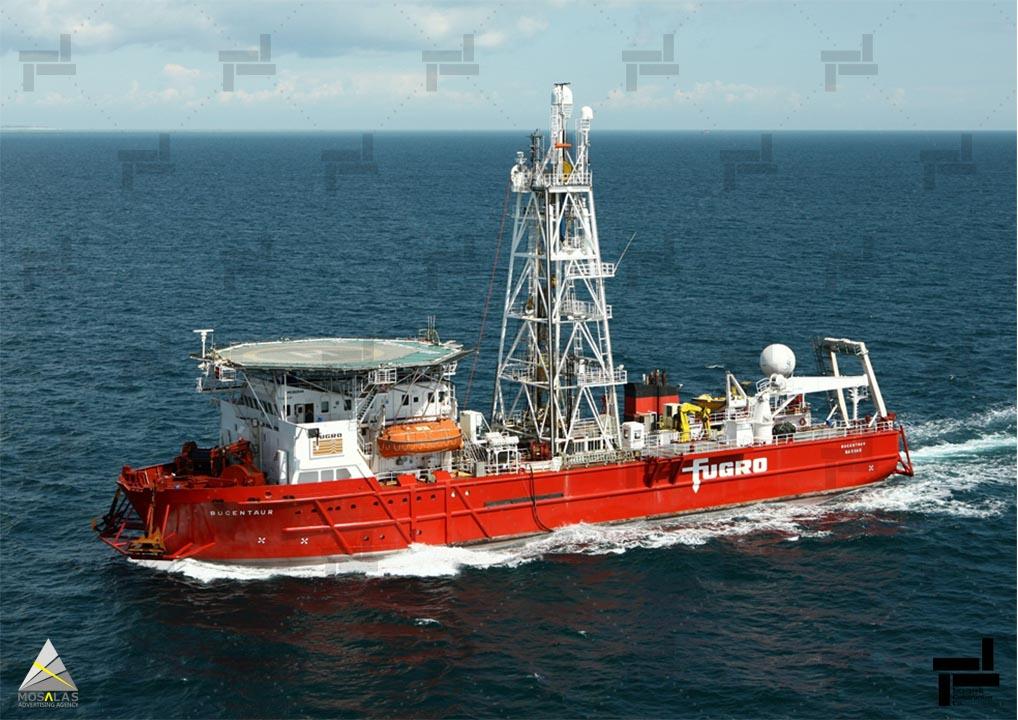 تحقیقات محلی در پروژه های دریایی - شرکت عمرانی ایستاسازه