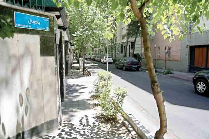 پروژه مسکونی شریعتی - یخچال - شرکت ژئوتکنیکی ایستاسازه
