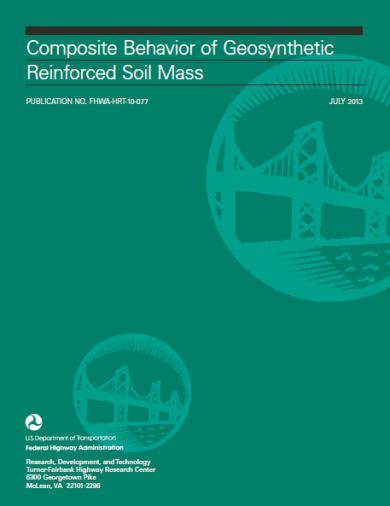 خاک مسلح با ژئوسنتتیک - Composite Behavior of Geosynthetic Reinforced Soil Mass - Istasazeh Co