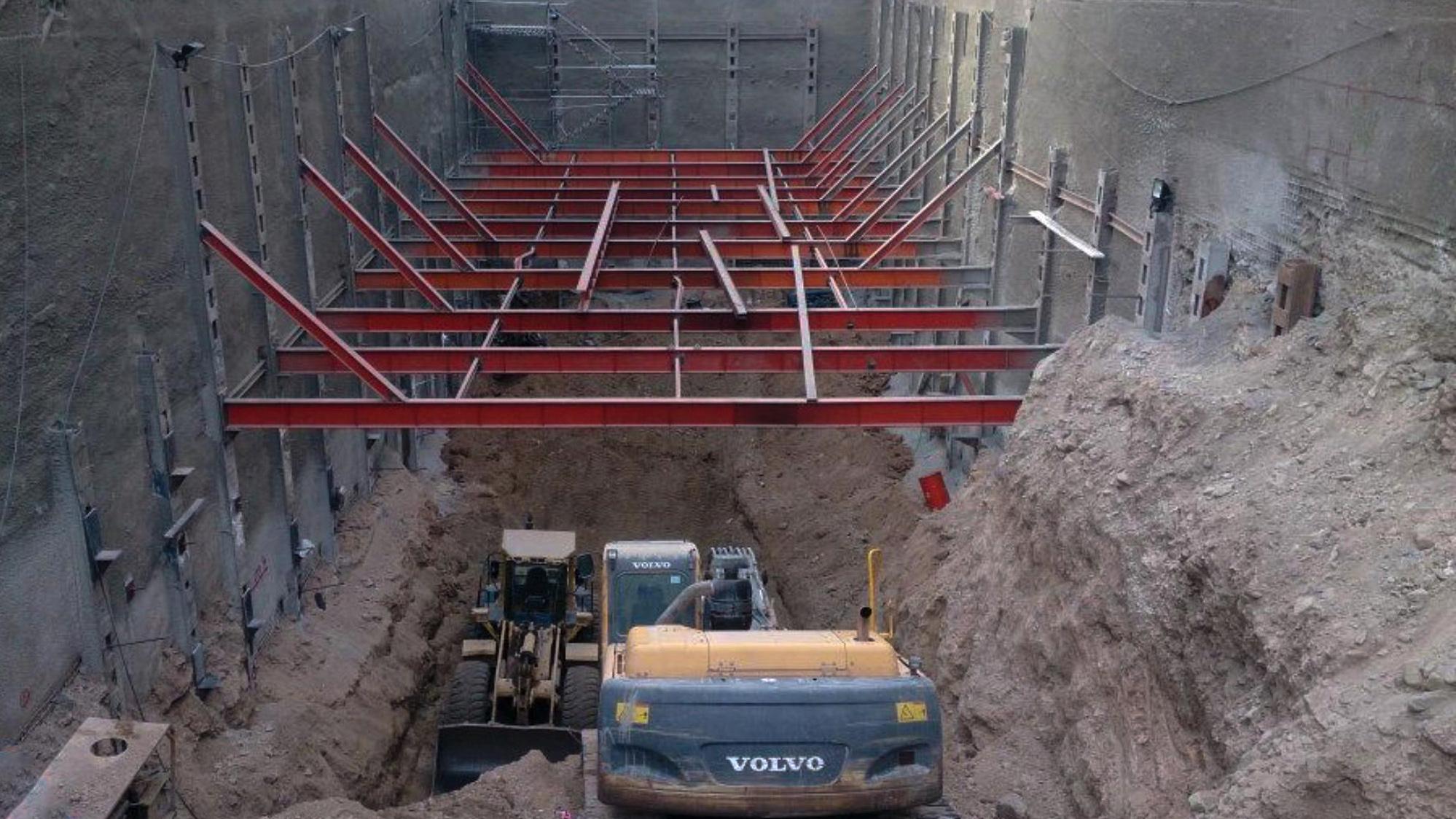 ساخت و نصب سازه فولادی - استرند - شرکت عمرانی مهندسی ایستاسازه