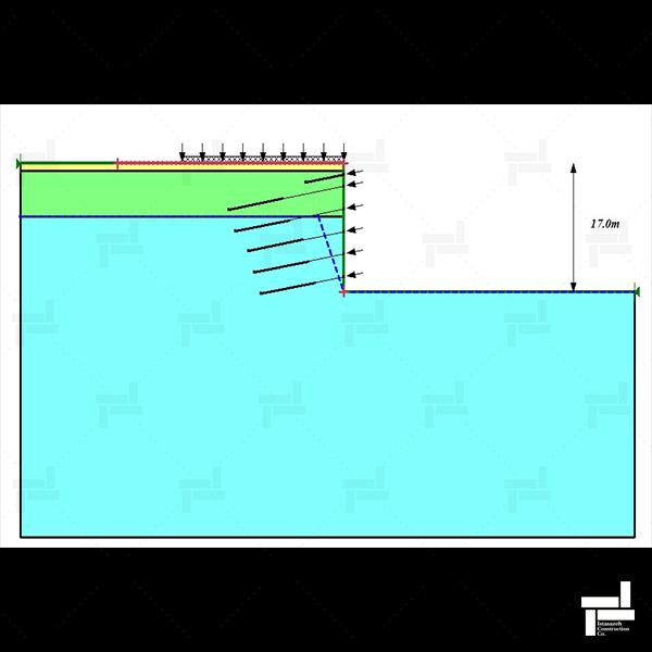 پروژه مسکونی پل رومی - دولو - شرکت عمرانی مهندسی ایستاسازه